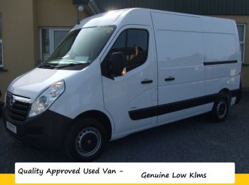 Quality Approved Low Klms Van - 182 Reg
